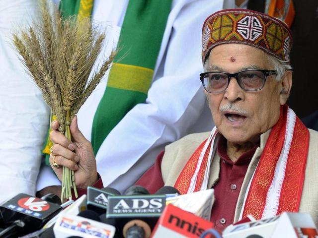 A-file-photo-of-BJP-senior-leader-Murli-Manohar-Joshi-addressing-the-media-at-his-residence-in-New-Delhi-HT-photo-Vipin-Kumar