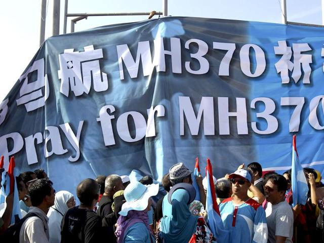 Search for aircraft extended to land: Malaysia airlines