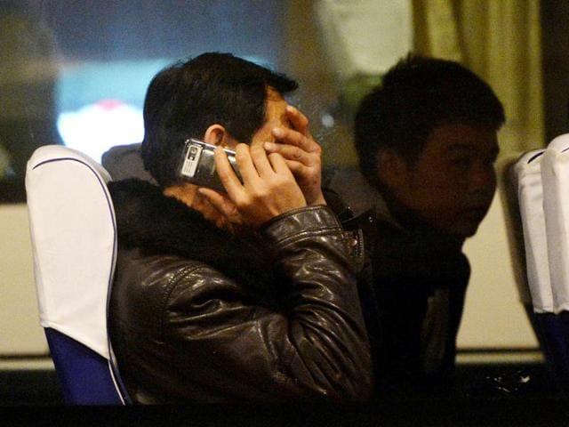 missing Malaysian airliner,Beijing,MH370 flight