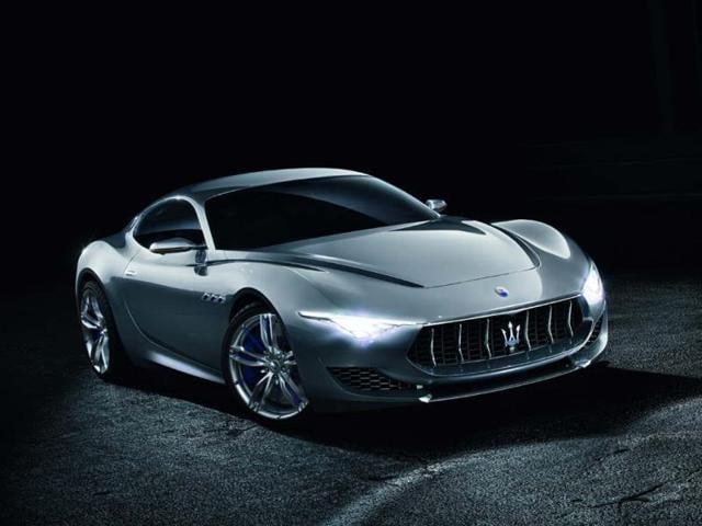 Maserati's centenary