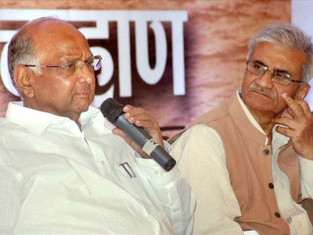 NCP-leader-Sharad-Pawar-makes-a-point-during-a-function-in-Mumbai-PTI