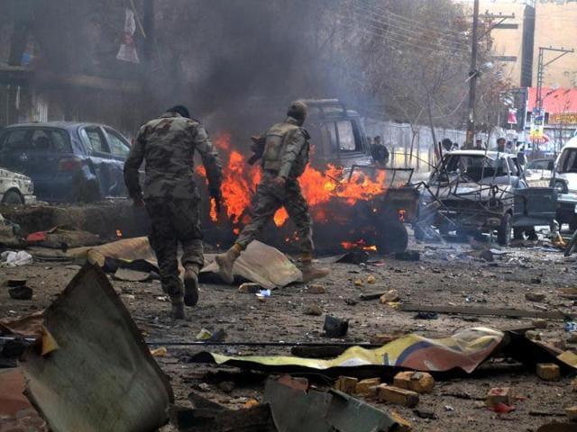 bomb blast in Pakistan,Balochistan bomb blast,Hindu temples in Pakistan
