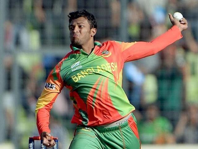 Bangladesh-s-Shakib-Al-Hasan-bowls-during-the-ICC-World-Twenty20-match-against-Afghanistan-at-the-Sher-e-Bangla-National-Cricket-Stadium-in-Dhaka-AFP-Photo