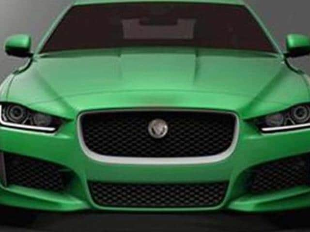Tech behind new Jaguar XE,Jaguar XE