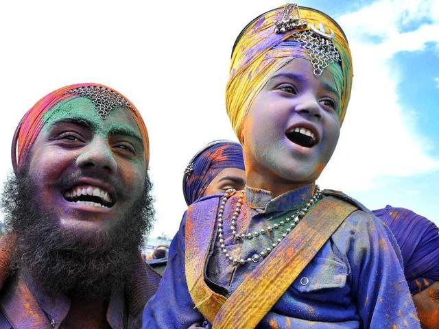 Anandpur Sahib,Sikh holy town,Gurdwara Keshgarh Sahib