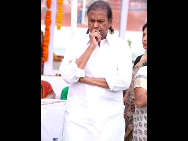 Mohan Babu,Rowdy,Most powerful role