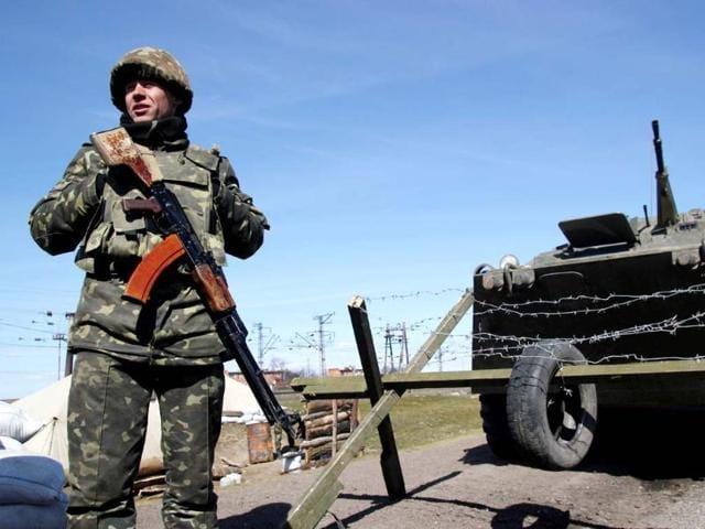 Ukraine,Russia,Donetsk