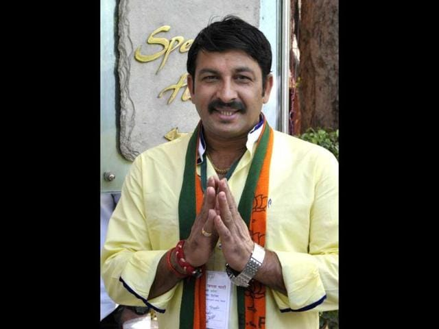 Manoj Tiwari,elections,BJP