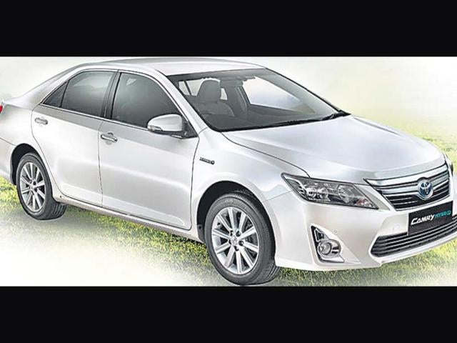 CHANGES TO CAMRY