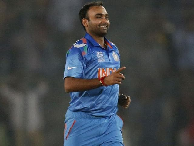 World Twenty20,Amit Mishra,Sher-e-Bangla Stadium