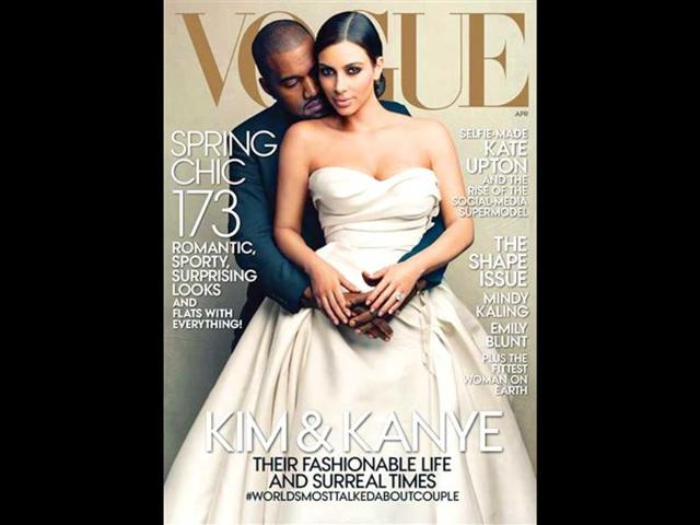 Kanye-West-and-Kim-Kardashian-on-the-cover-of-Vogue