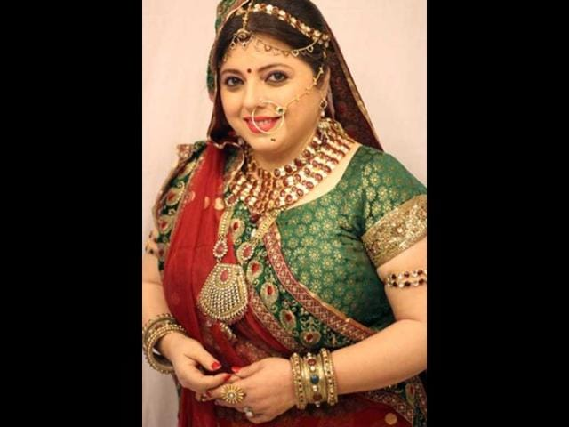 Actress-Delnaz-Irani-is-thrilled-to-don-the-role-of-Rani-Saheba-for-a-new-sitcom-titled-Akhbar-amp-Birbal