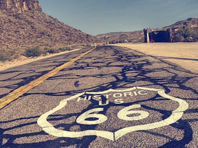 Route 66,Eagle Road,Trans-Himalayan Road