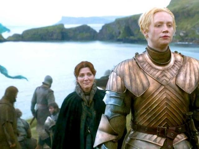 "Everybody's favourite fantasy drama is back April 6, and on HBO India a week later. We have just the guide you need to get drunk watching. Guys: Dunk a beer every time… you think, ""Whoa, there should have been a naked breast in that last scene! Did the censor board just go snip snip?"" Or you end up with romantic feelings for Brienne of Tarth."