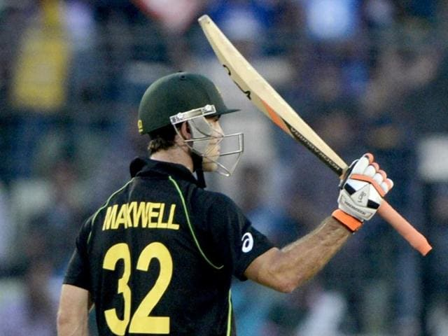 Glenn Maxwell,Mitchell Johnson