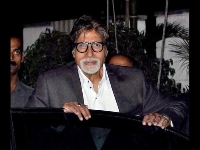 Amitabh Bachchan,Bhootnath Returns,Boogie Woogie