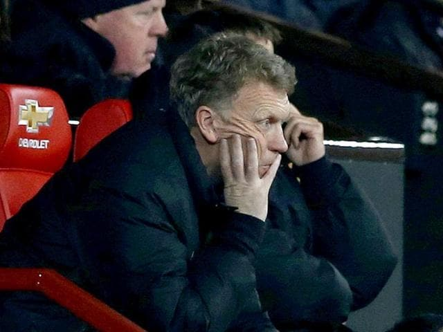 Manchester-United-s-manager-David-Moyes-reacts-during-their-English-Premier-League-soccer-match-against-Manchester-City-at-Old-Trafford-in-Manchester--Reuters-Photo