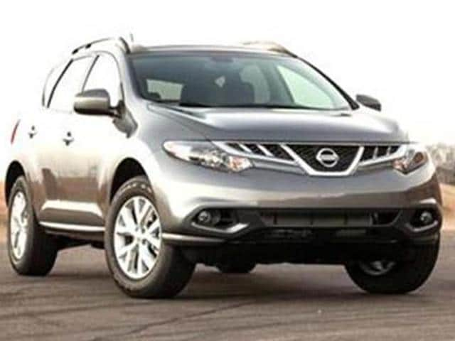 nissan,new Murano SUV,Nissan to preview new Murano SUV