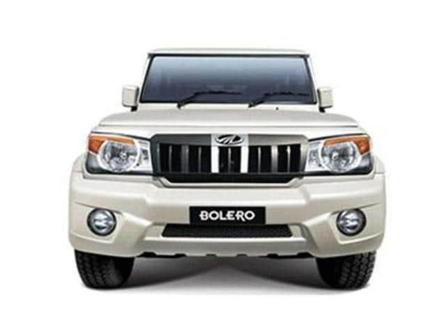 Mahindra-launches-Bolero-special-edition
