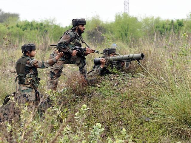 J-K,Indian army,militant attacks
