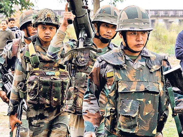 J-K: Army fine tunes its anti-militancy and anti-infiltration grid