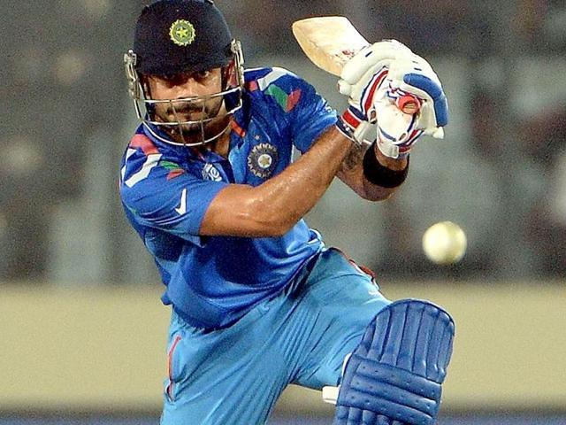 Kohli pips Sachin, Dhoni to become most pricey sports celeb