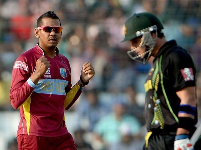 cricket world cup,narine,west indies team