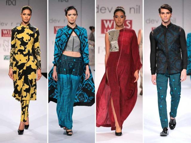 Wills Lifestyle India Fashion Week-Spring/Summer 2015