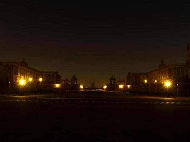 Lights-were-switched-off-during-Earth-hour-at-Rashtrapati-Bhawan-North-and-South-Block-in-New-Delhi-Arun-Sharma-HT-photo
