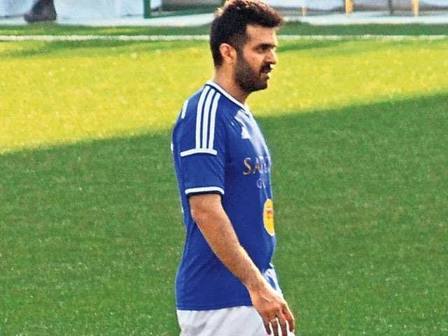 Raj Kundra and Harman Baweja were on the opposing team.