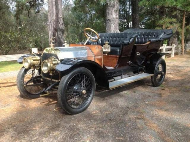 This-35hp-Mercedes-from-1909-will-be-auctioned-by-Bonhams-on-July-12-2014-Estimated-auction-price-between-480-000-and-680-000-660-000-to-935-000-Photo-AFP