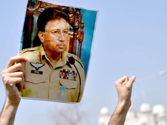 General Pervez Musharraf,Kargil War,India-Pakistan war