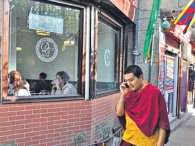Tibetans-have-been-living-in-Majnu-Ka-Tila-now-known-as-New-Aruna-Nagar-Colony-for-over-40-years-But-not-everybody-in-the-colony-is-sure-of-their-new-found-right-HT-photo-Subrata-Biswas