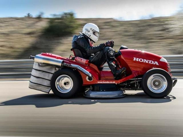 Honda 1000cc 109HP Mean Mower