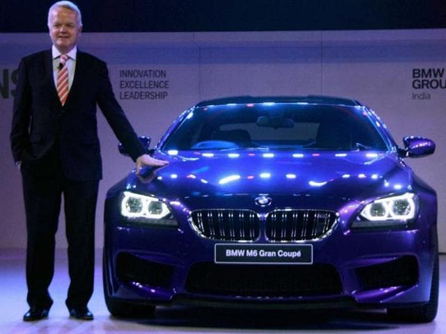 BMW launches M6 Gran Coupe for Rs. 1.75 crore