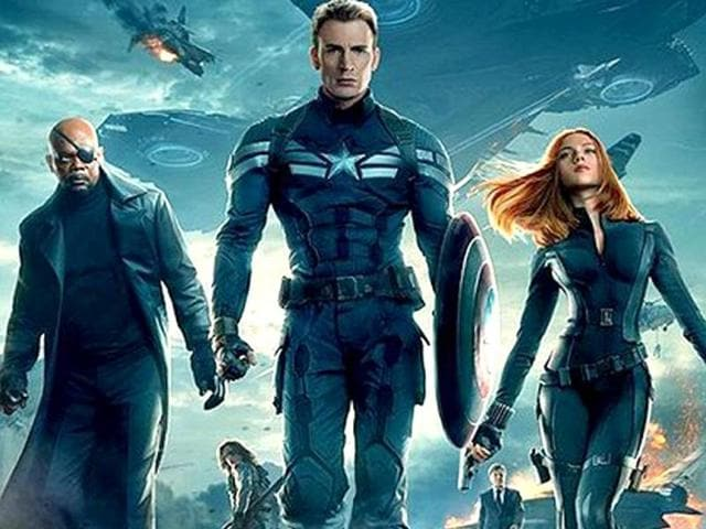 Steve Rogers (Chris Evans) is back doing what he does best: saving the world. Joining forces with him are Black Widow (Scarlett Johansson) and Nick Fury (Samuel Jackson).