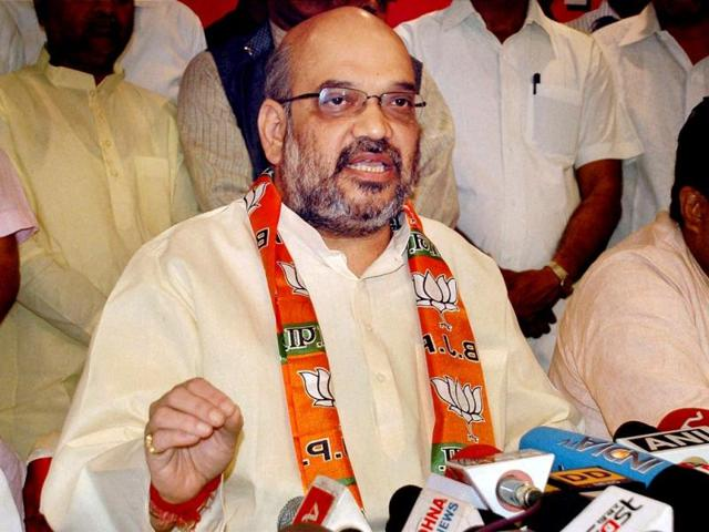 Just asked people to take revenge by voting, Shah asserts