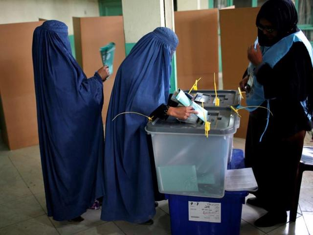 Relief in Afghanistan after largely peaceful landmark polls