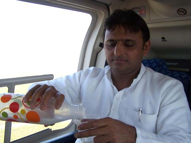 Hope you haven't faced any danger: CM Akhilesh Yadav tells scribe when asked on women's safety