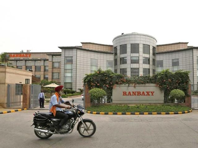 Ranbaxy Laboratories,Food and Drug Administration,Sun Pharmaceutical Industries