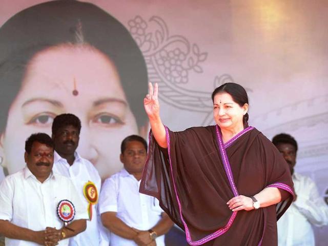 AIADMK chief Jayalalithaa unmasks Central ambition