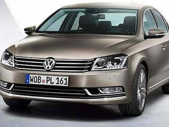 VW readying new Passat