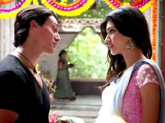 Heropanti is directed by Sabbir Khan.