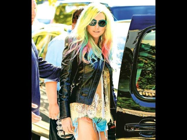 Kesha-The--flamboyant-singer-sure-knows-how-to-raise-eyebrows-She-was-recently-spotted-sporting-an-entire-rainbow-on-her-head-While-this-style-may-not-be-easy-to-pull-off-the-multi-hued-hair-colour-looks-lovely-on-the-singer
