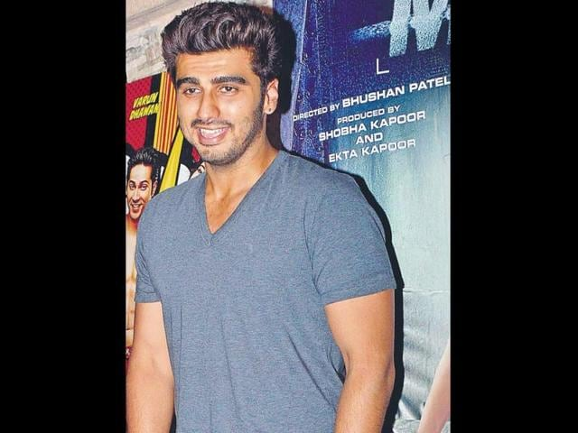 Arjun Kapoor was also spotted at the do.