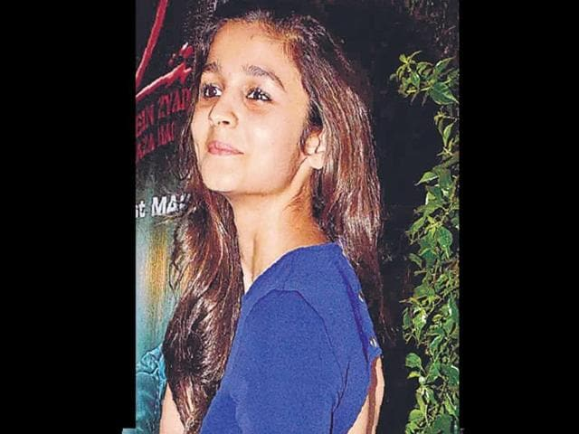 Alia Bhatt also came in to congratulate Ekta Kapoor and her team.