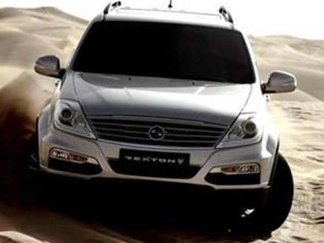 SsangYong-s-new-Rexton-RX6-in-the-works