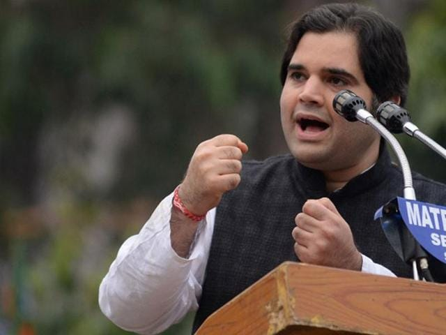 File-Photo-BJP-national-general-secretary-Varun-Gandhi-addresses-supporters-during-a-party-rally-in-Siliguri-AFP-Photo