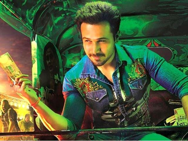 Emraan Hashmi in a still from Raja Natwarlal.