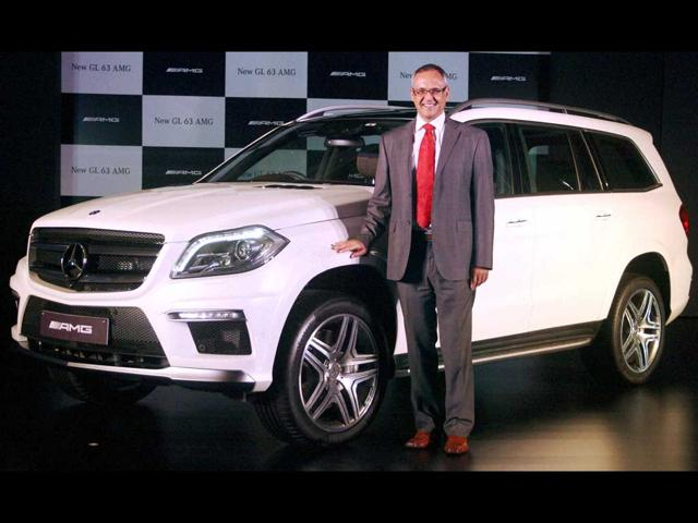 Eberhard-Kern-Managing-Director-amp-CEO-Mercedes-Benz-India-during-the-launch-of-Mercedes-GL-63-AMG-SUV-in-Mumbai-PTI-Photo